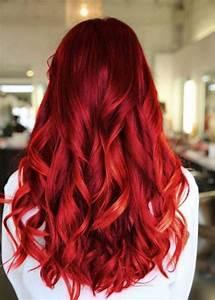 Acheter Coloration Rouge Framboise : osez la teinture acajou inspiration en 40 photos ~ Melissatoandfro.com Idées de Décoration