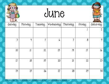school year calendar   teacher calendar school