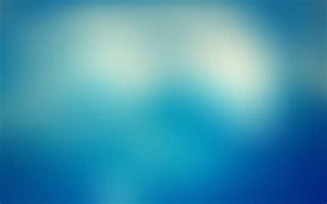Blurry Blue Light Wallpaper