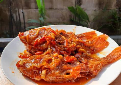 Tambah cili merah, cili hijau dan jus limau kasturi. Resep Nila Saus Pedas Manis / Bagaimana Membuat Ikan Nila ...