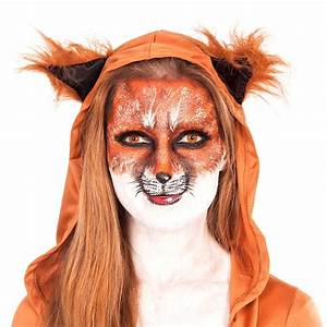 Fuchs Kostüm Selber Machen : fuchs schminken karneval make up tutorial faschink schminken pinterest karneval fuchs ~ Frokenaadalensverden.com Haus und Dekorationen