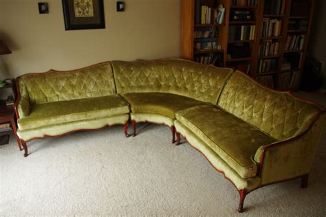 vintage sofas for sale classified ads vintage french provincial sectional bel