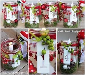 Deko Weihnachten Adventskranz : andi amo adventskranz im weckglas auf basteln pinterest fimo ~ Sanjose-hotels-ca.com Haus und Dekorationen