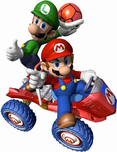 Mario Luigi Bros Render Kart Brother Renders
