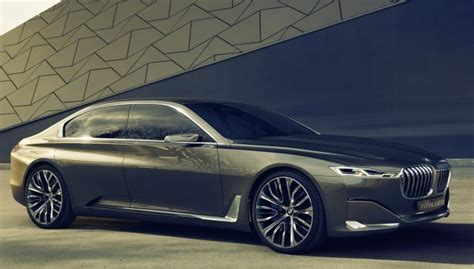 2022 Bmw 7-series Penned With X7 Iperformance Concept's