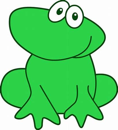 Frog Clip Colored Graphics Sweetclipart