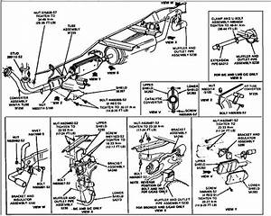 Ford Truck 1990 F150 Fuel Line Diagram