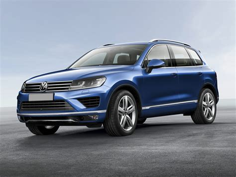 volkswagen touareg 2016 volkswagen touareg price photos reviews features