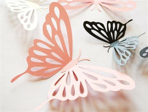 Interessante Ideenfuss Schmetterling by 40 Ideen F 252 R Schmetterlinge Deko