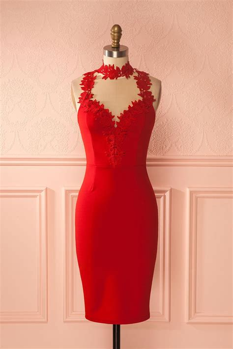 Top 25+ Best Red Cocktail Dress Ideas On Pinterest Red