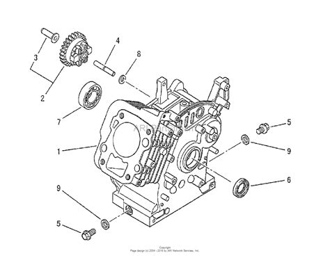 briggs and stratton power products 1533 0 580 329100 1 000 watt craftsman parts diagram for