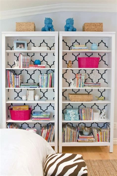how to paint back of bookcase a fabulous diy bookcase paint bookshelf modpodge