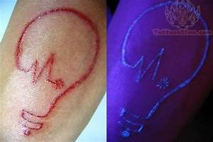 Bulb Tattoo & Designs