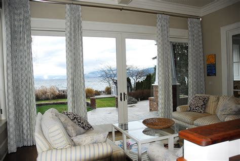 robert allen channel rods custom drapery linen window