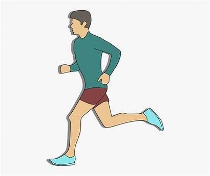 Running Jogging Animation Legs Transparent Clipart Clipartkey