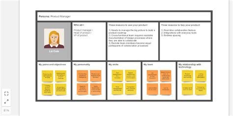user persona template introduction to developing user personas