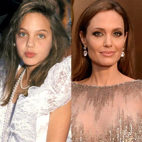 Photos from Celebs Then & Now - E! Online