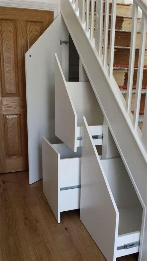 stairs kitchen storage best 25 stair storage ideas on 6569