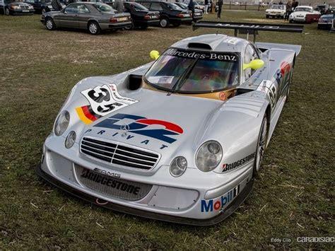 Mercedes Amg Clk-lm 1998 (les Grandes