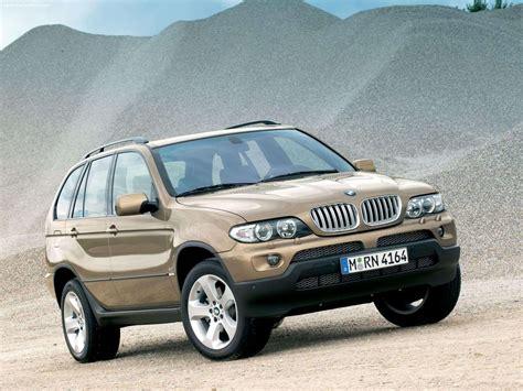Bmw X5 44i (2004