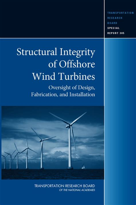 structural integrity  offshore wind turbines oversight