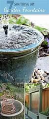 1000+ ideas about Homemade Water Fountains on Pinterest diy garden fountain