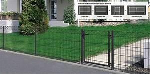 Zaunelemente Aus Metall : metallz une f r ihren garten obi metallz une ~ Sanjose-hotels-ca.com Haus und Dekorationen