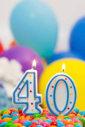 Genieße bis zu 50% rabatt auf 50 jahre goldene luftballons. 40 Geburtstag Stockfoto und mehr Bilder von 40. Geburtstag ...