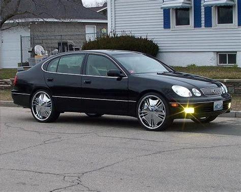 Bobbybuttonz's 2000 Lexus Gs In Providence, Ri