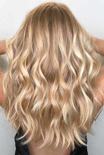 ombre hair blond les  tendances coloration ombre blond