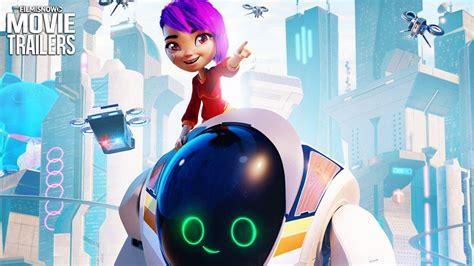 Netflix Animated Robot Film