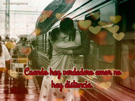 imagenes de amor  distancia  frases cortas