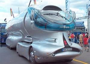 Lit Du Futur : le camping car du futur ~ Melissatoandfro.com Idées de Décoration