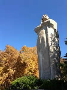 Blackhawk Statue Oregon Illinois