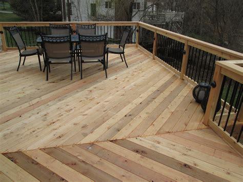 deck design ideas real wood  decks    wood