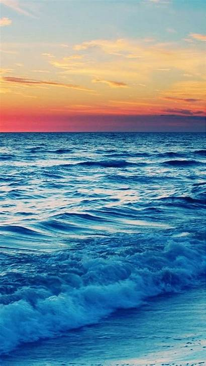 Phone Iphone Ocean Wallpapers Beach Sea Landscape