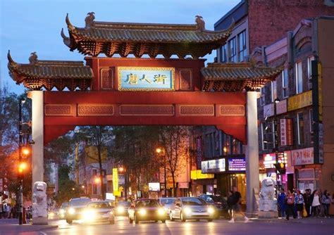 quartier chinois de montréal chine informations