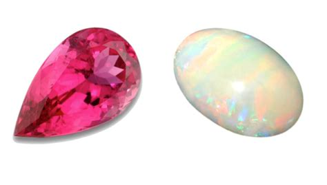 what is october s birthstone color the october birthstones