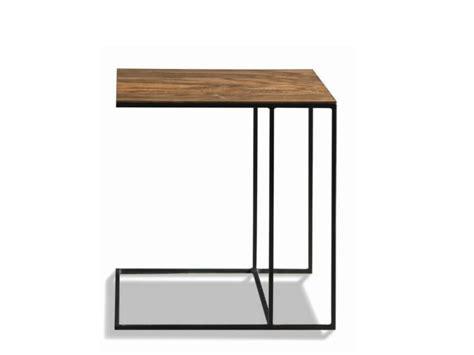 bureau moneygram vintage style fer cadre bois top ordinateur table d