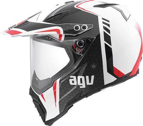 agv motocross helmets agv ax 8 dual sport evo gt motocross atv dirtbike mx dot