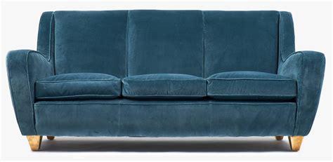 Italian Vintage Poltrona Frau Sofa For Sale At 1stdibs