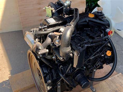 brand  yanmar tnv znms electronic injection engine  yanmar gehl takeuchi