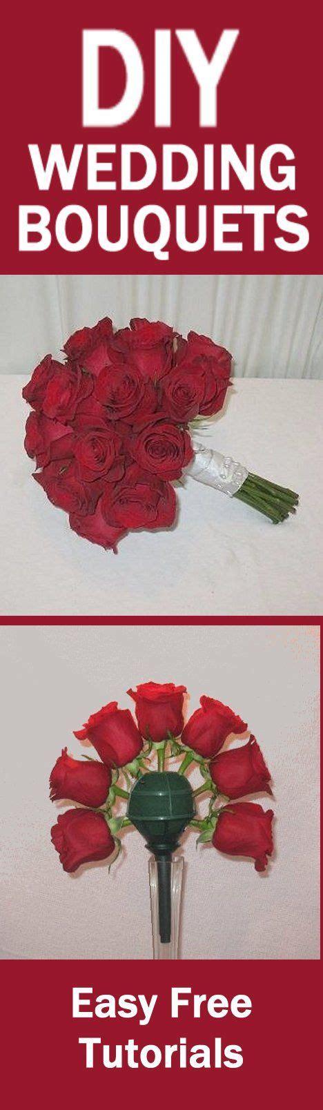 bridal bouquets easy wedding flower