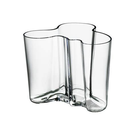 Aalto Vases - iittala alvar aalto collection vase 120 mm clear