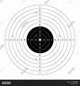 Target With Numbers