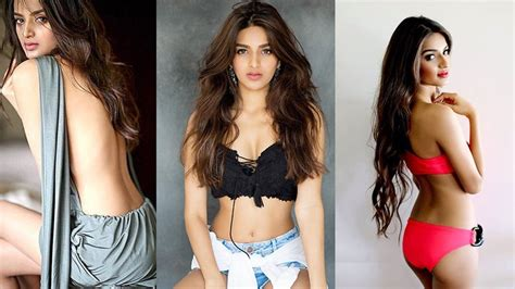Nidhi Agarwal Hot Most Steamy Pictures Of Ismart Shankar