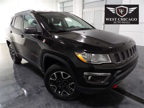 USED JEEP COMPASS 2019 for sale in West Chicago, IL | WEST ...