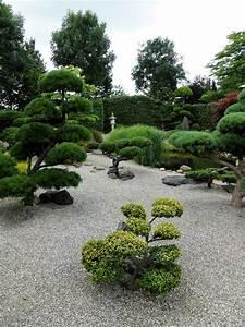 Pflanzen Japanischer Garten : der japanische garten nachgeharkt ~ Lizthompson.info Haus und Dekorationen