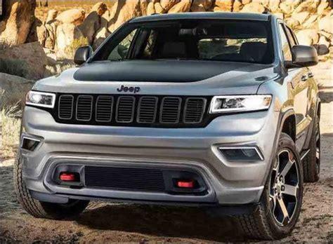 2019 jeep v8 jeep grand 2019 supercargado llega en mayo la