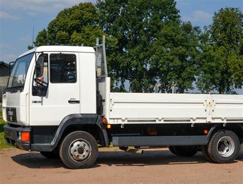 lkw kipper bis 7 5 tonnen gebraucht kaufen ankauf baumaschinen lkw transporter und sonderfahrzeuge jeglicher car trade